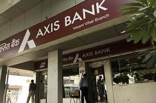 Axis Bank, Max Financial Services gain on stake deal