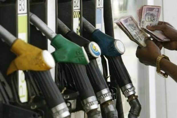 Fuel prices increase again after the one-day gap