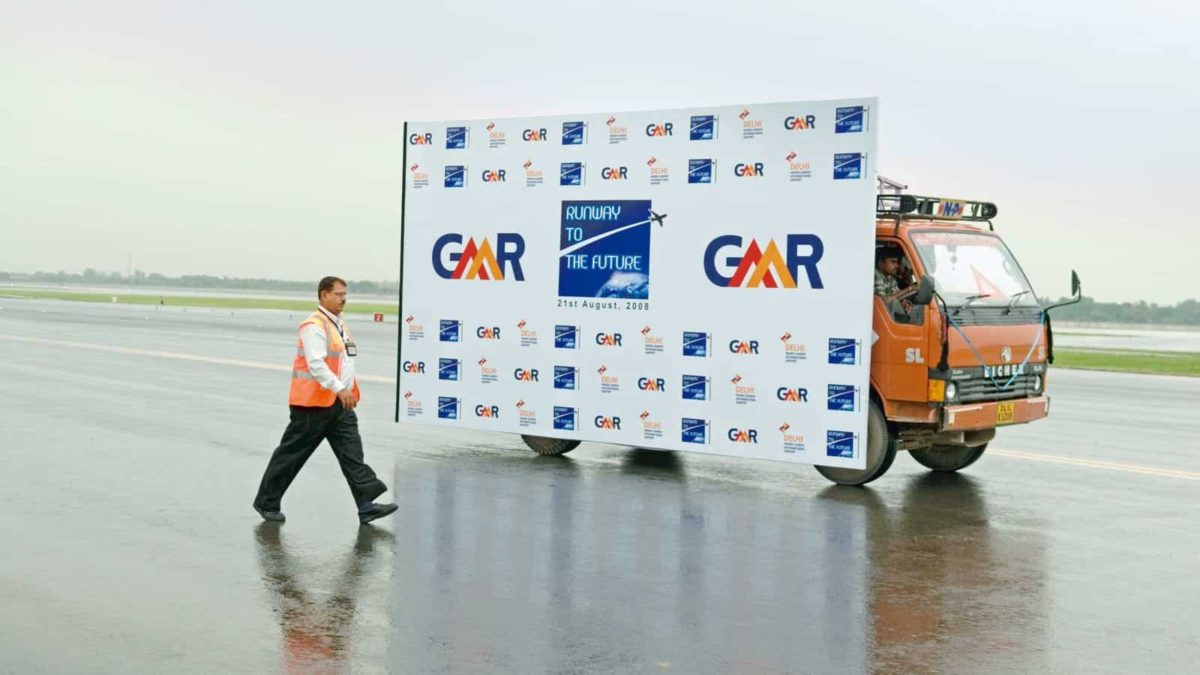 GMR Infrastructure share price surges 9% on the divestment of 51% stake in Kakinada SEZ