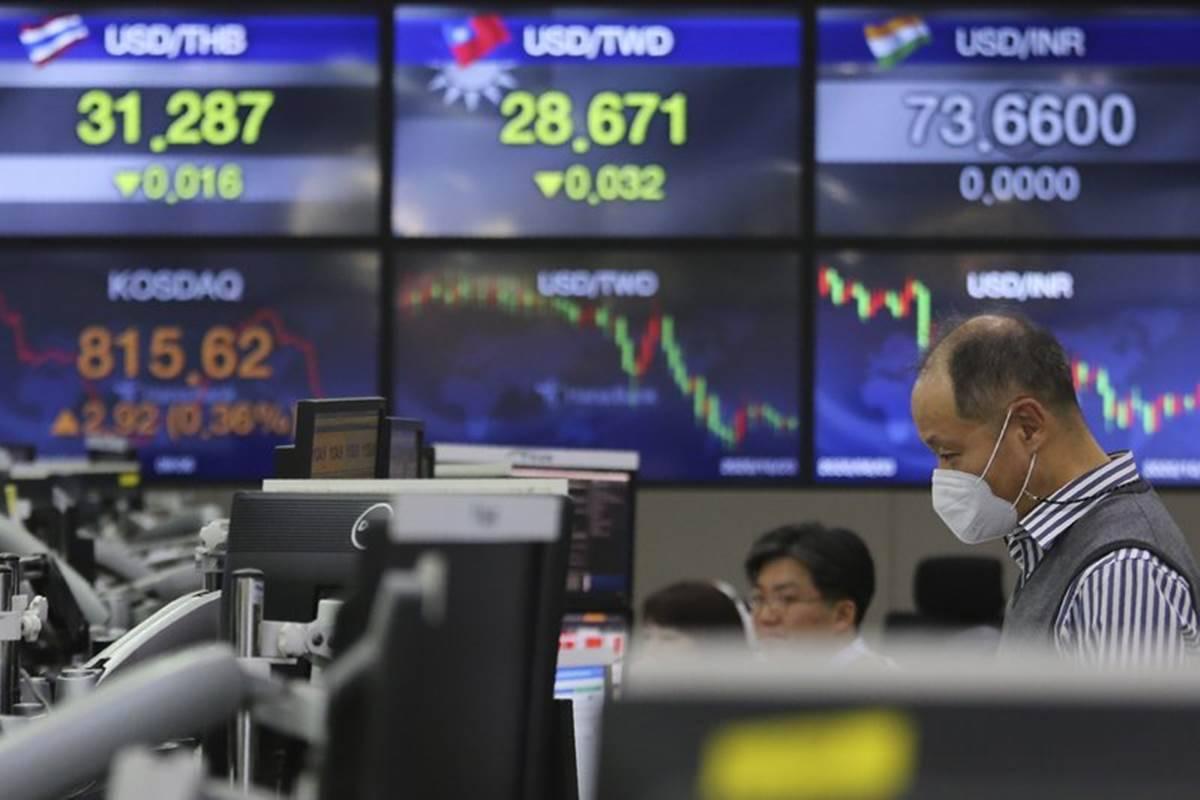 Asian shares, US futures gain after last Trump-Biden debate