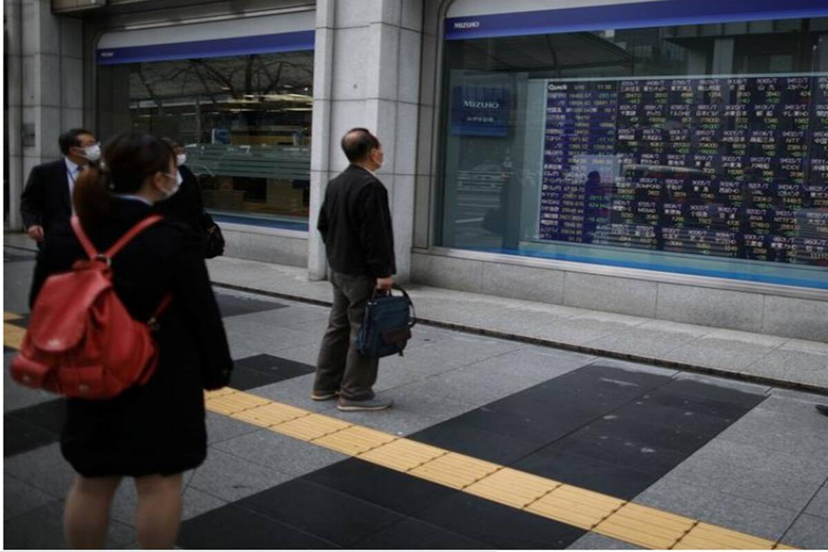 Asian shares slip on faltering hopes for COVID-19 vaccines