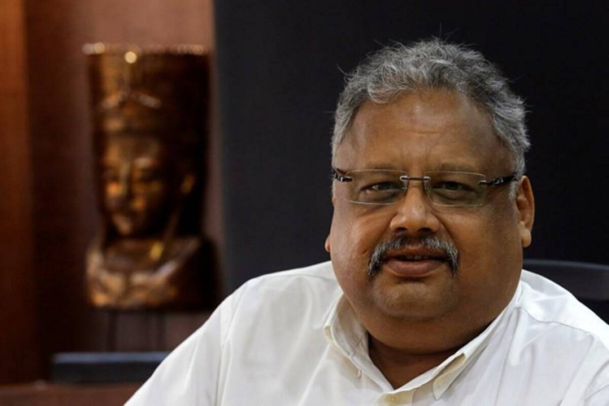 Rakesh Jhunjhunwala wins Rs 21 crore in a day on this stock in the news; Zee Ent stock hits again 52-wk top.